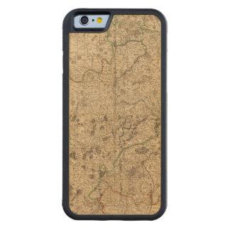 Battlefields and Roman roads Maple iPhone 6 Bumper