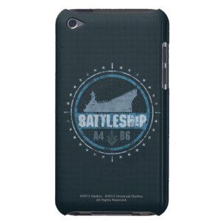 Battleship A4 B6 Case-Mate iPod Touch Case
