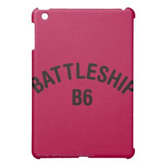 Battleship B6 Logo iPad Mini Cases