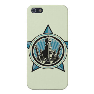 Battleship B7 Cover For iPhone 5