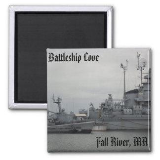 Battleship Cove Magnet