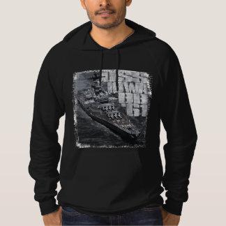 Battleship Iowa Hoodie