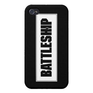 Battleship Light Case For iPhone 4