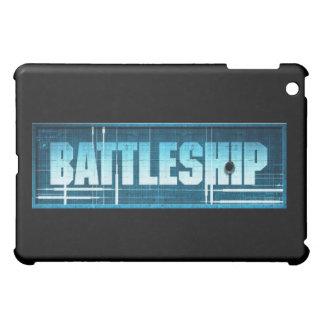 Battleship Logo iPad Mini Covers