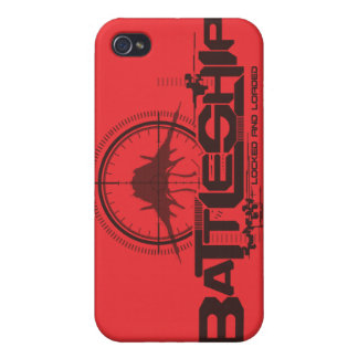 Battleship Naval 10 iPhone 4 Covers