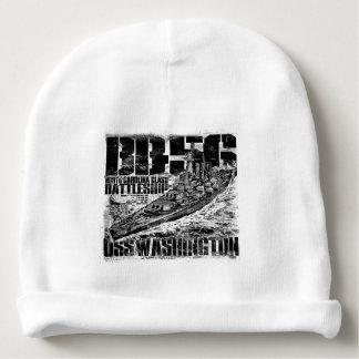 Battleship Washington Baby Beanie