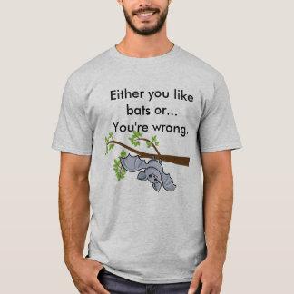 Batty for Bats T-Shirt