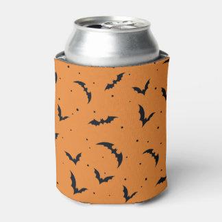 Batty Halloween Can Cooler