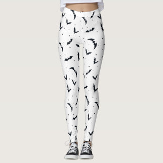 Batty Halloween Leggings