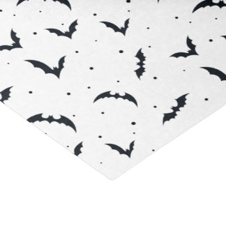 Batty Halloween Tissue Paper