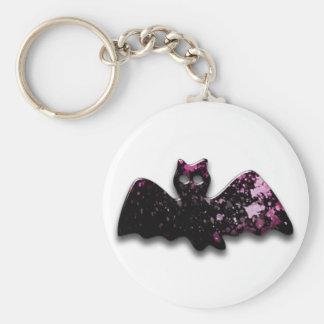 Batty Key Ring