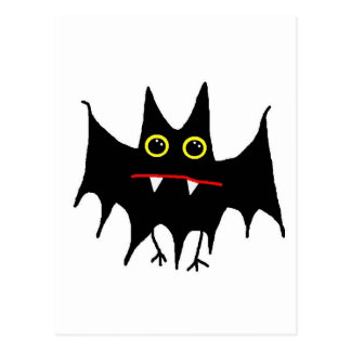 BattyBat Postcard