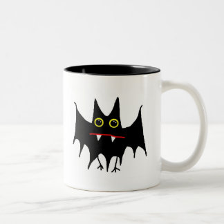 BattyBat Two-Tone Coffee Mug