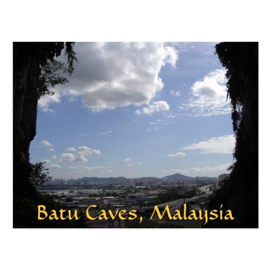 Batu Caves, Malaysia Postcard