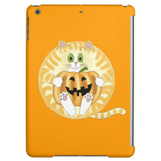 Bauble Cat Halloween iPad Air Covers