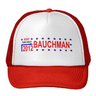 BAUCHMAN 2012 CAP