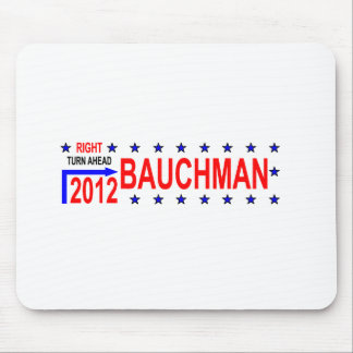 BAUCHMAN 2012 MOUSE PAD