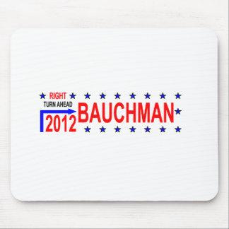 BAUCHMAN 2012 MOUSE PAD