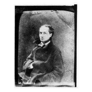 Baudelaire Postcard