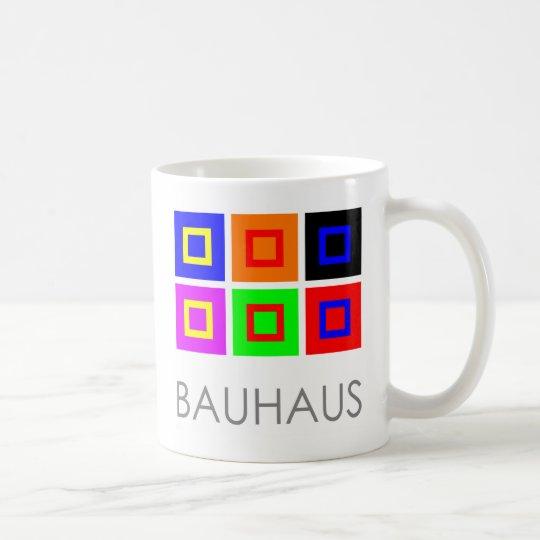 BAUHAUS ART COFFEE MUG