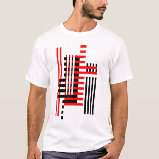 Bauhaus collection white t-shirt