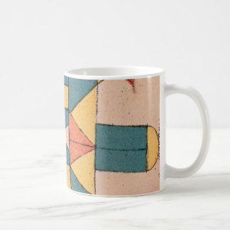 Bauhaus exhibition 'The sublime aspect', 1923 Coffee Mug
