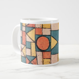 Bauhaus exhibition 'The sublime aspect', 1923 Large Coffee Mug
