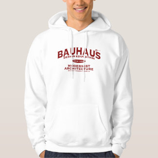 Bauhaus Hooded Pullovers