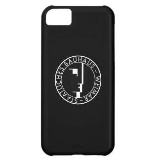 Bauhaus logo collection black case iphone case for iPhone 5C