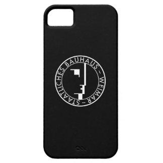 Bauhaus logo collection black case iphone iPhone 5 case