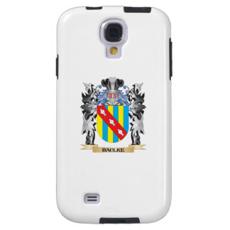 Baulke Coat of Arms - Family Crest Galaxy S4 Case