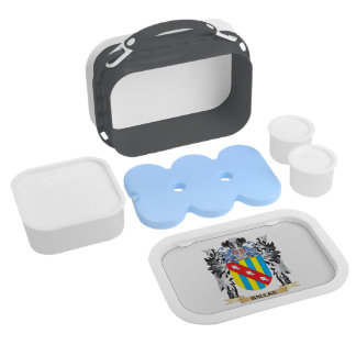 Baulke Coat of Arms - Family Crest Lunchboxes