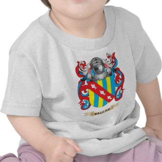 Baulke Coat of Arms Family Crest Shirt