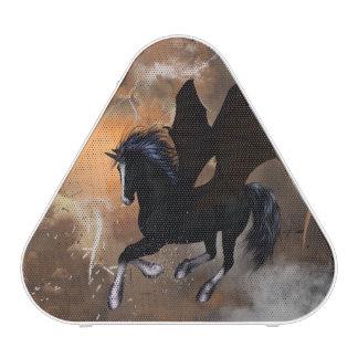 Bautiful dark unicorn