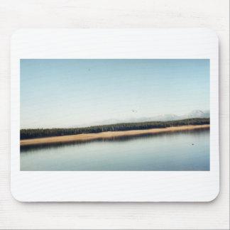 Bautiful Lake in Colorado Mousepads