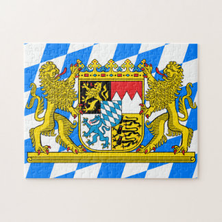 Bavaria Coat of arms Jigsaw Puzzle