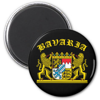 Bavaria Coat of Arms Tshirts and Products Magnet