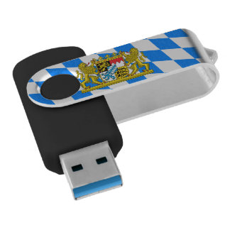 Bavaria Coat of arms USB Flash Drive
