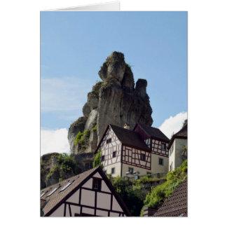 Bavaria Greeting Card