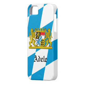 Bavaria iPhone 5 Cover