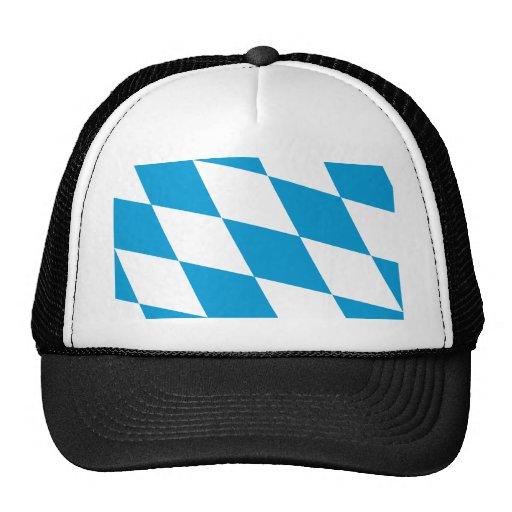 Bavaria (Lozengy), Germany flag Trucker Hat