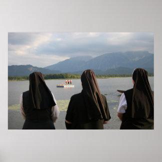 Bavaria nuns poster
