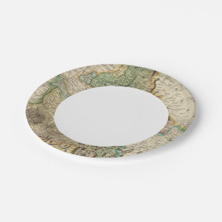 Bavaria proper paper plate