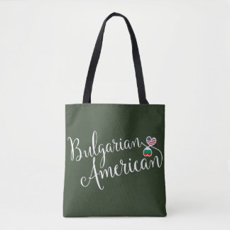 Bavarian American Entwined Hearts Grocery Bag