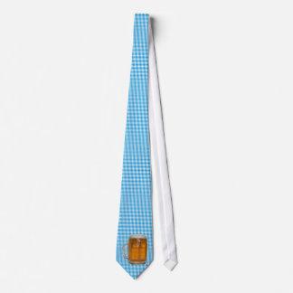 Bavarian beer tie