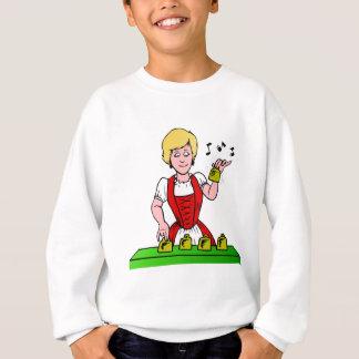 Bavarian belle sweatshirt