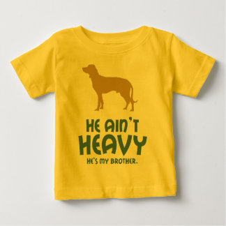 Bavarian Mountain Hound Baby T-Shirt