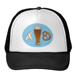 Bavarian snack trucker hats