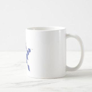 bavarian star icon mug