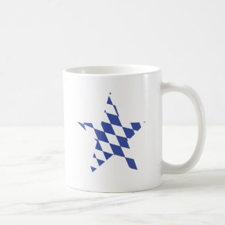 bavarian star icon coffee mugs
